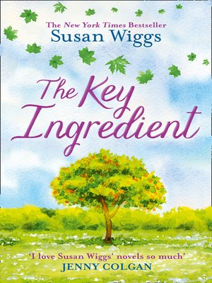 cover image of The Key Ingredient