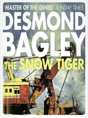 cover image of Snow Tiger