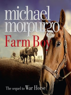 cover image of Farm Boy