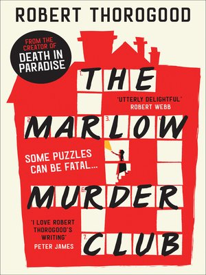 cover image of The Marlow Murder Club