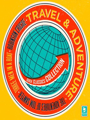 cover image of Quick Classics Collection, Travel
