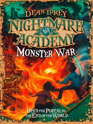 cover image of Monster War
