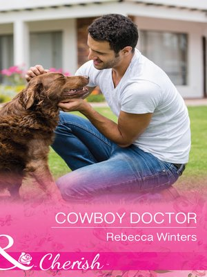cover image of Cowboy Doctor