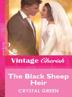 cover image of The Black Sheep Heir
