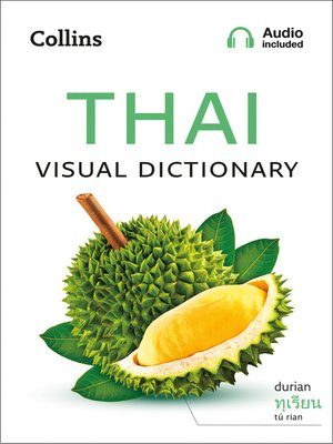 cover image of Thai Visual Dictionary