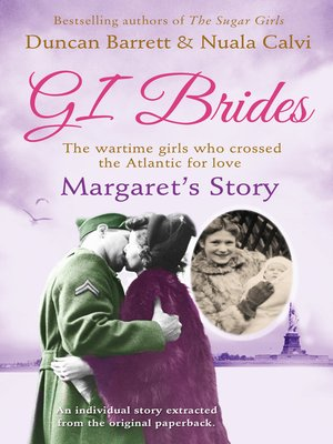cover image of Margaret's Story (GI Brides Shorts, Book 2)
