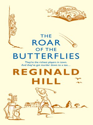 cover image of The Roar of the Butterflies
