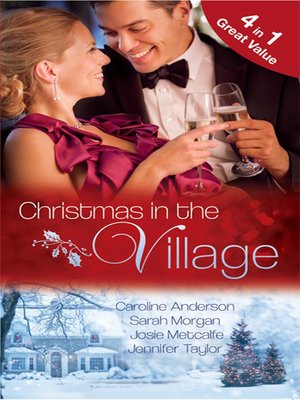 cover image of Christmas in the Village