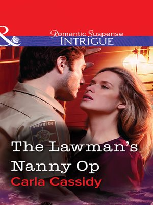 cover image of The Lawman's Nanny Op