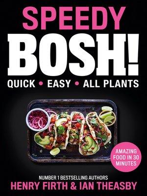 cover image of Speedy BOSH!