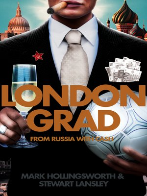 cover image of Londongrad