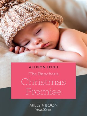 cover image of The Rancher's Christmas Promise