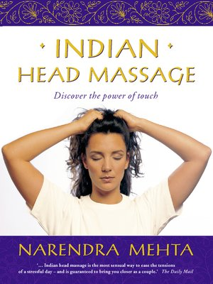 cover image of Indian Head Massage