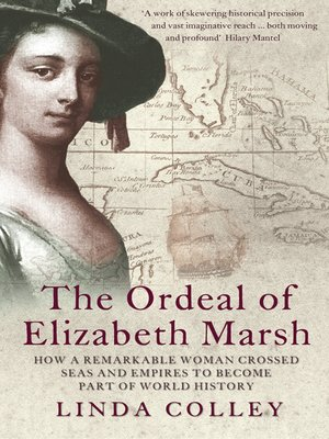 cover image of The Ordeal of Elizabeth Marsh