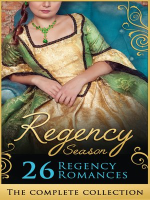 cover image of The Complete Regency Season Collection
