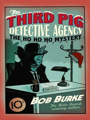 cover image of The Ho Ho Ho Mystery