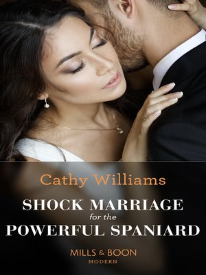 cover image of Shock Marriage For the Powerful Spaniard