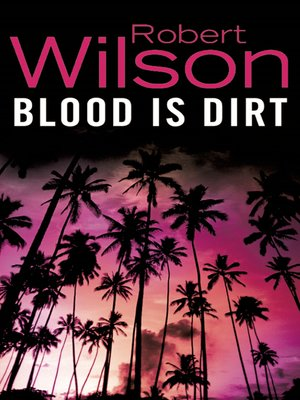 cover image of Blood is Dirt