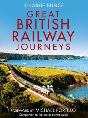 cover image of Great British Railway Journeys