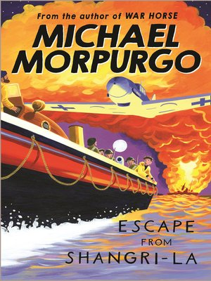 cover image of Escape from Shangri-La