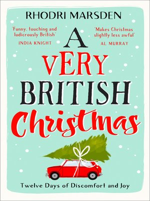 cover image of A Very British Christmas