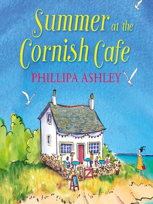 cover image of Summer at the Cornish Café