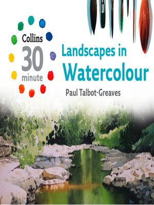 cover image of Landscapes in Watercolour