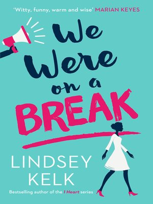 cover image of We Were On a Break