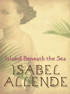 cover image of Island Beneath the Sea