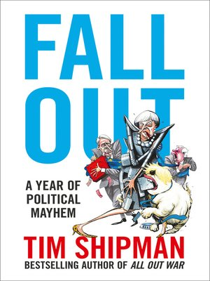 cover image of Fall Out