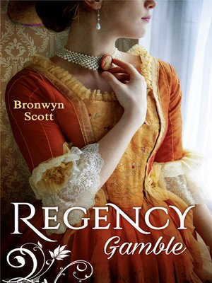 cover image of Regency Gamble