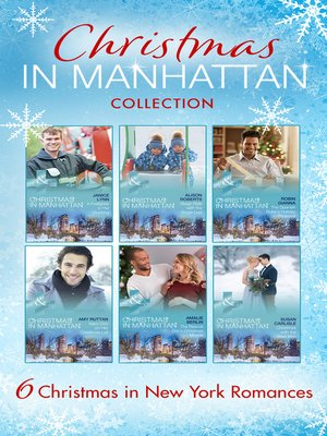 cover image of Chistmas In Manhattan Collection