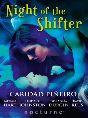 cover image of Night of the Shifter