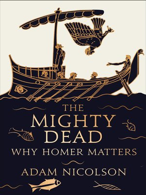 cover image of The Mighty Dead