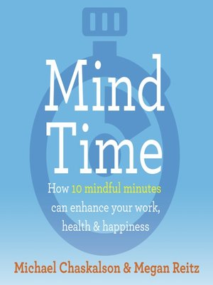 cover image of Mind Time