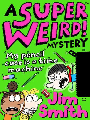 cover image of Super Weird! Mystery
