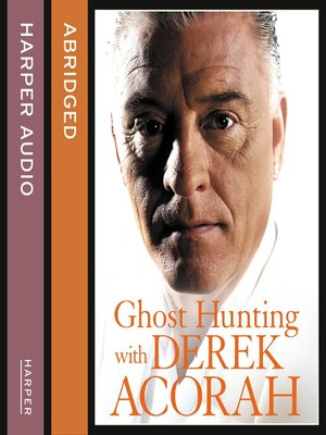 cover image of Ghost Hunting with Derek Acorah
