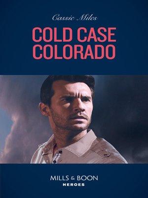 cover image of Cold Case Colorado
