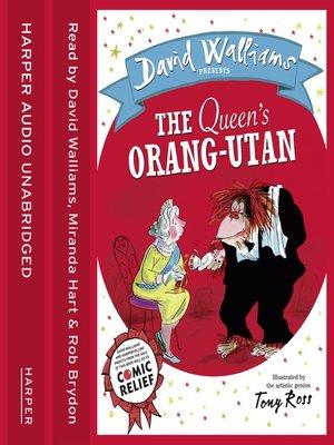 cover image of The Queen's Orang-Utan