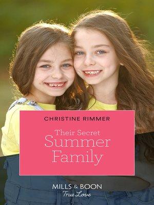 cover image of Their Secret Summer Family