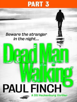 cover image of Dead Man Walking (Part 3 of 3)