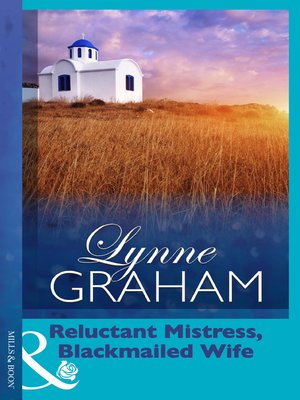 cover image of Reluctant Mistress, Blackmailed Wife