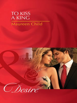 cover image of To Kiss a King