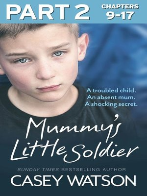 cover image of Mummy's Little Soldier, Part 2 of 3