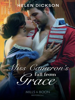 cover image of Miss Cameron's Fall from Grace