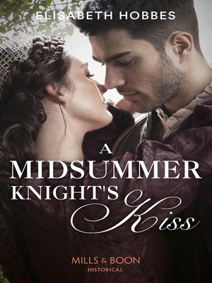 cover image of A Midsummer Knight's Kiss