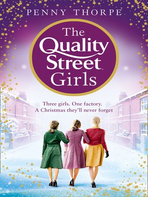 cover image of The Quality Street Girls