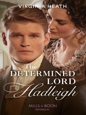 cover image of The Determined Lord Hadleigh