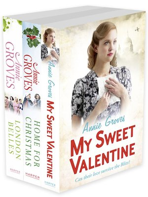 cover image of Annie Groves 3-Book Collection 1