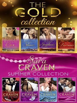 cover image of The Gold Collection & the Sara Craven Summer Collection